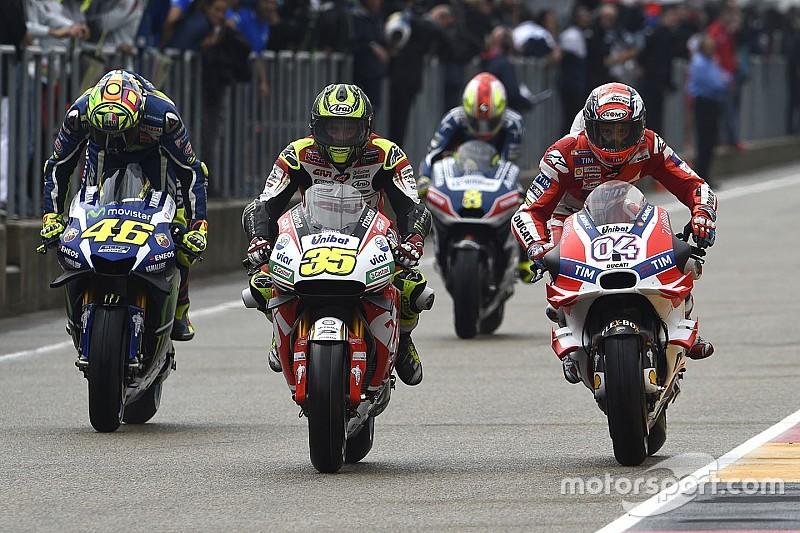 Россі буде підтримувати радіозв'язок у MotoGP