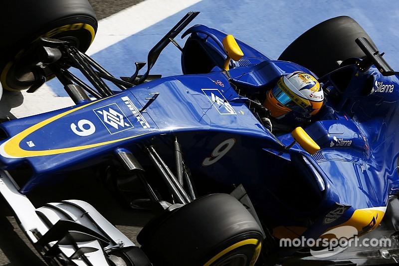 Эрикссон готов остаться в Sauber