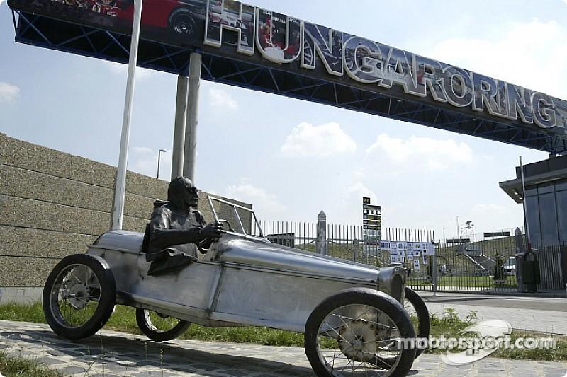 Horarios para el GP de Hungría