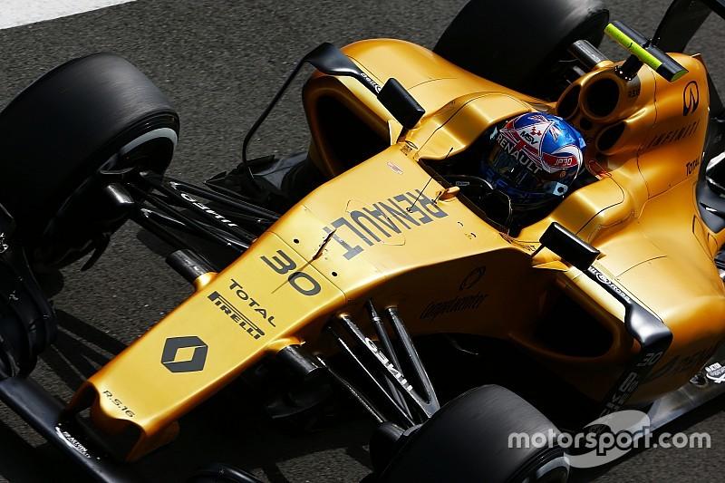Renault припинила розвиток боліду 2016 року