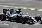 Formel 1 in Ungarn: Lewis Hamilton mit Bestzeit im ersten Freien Training