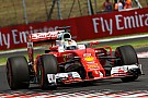 Vettel molesto con Button al arruinarle la calificación