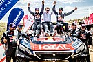 Cross-Country Rally Silk Way Rally von Moskau nach Peking: Cyril Despres gewinnt für Peugeot