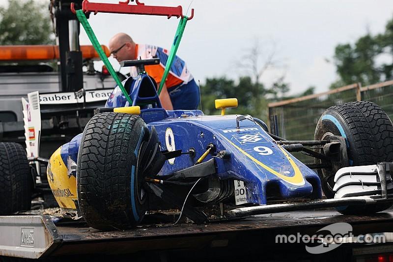 Ерікссон почне Гран Прі Угорщини із піт-лейну