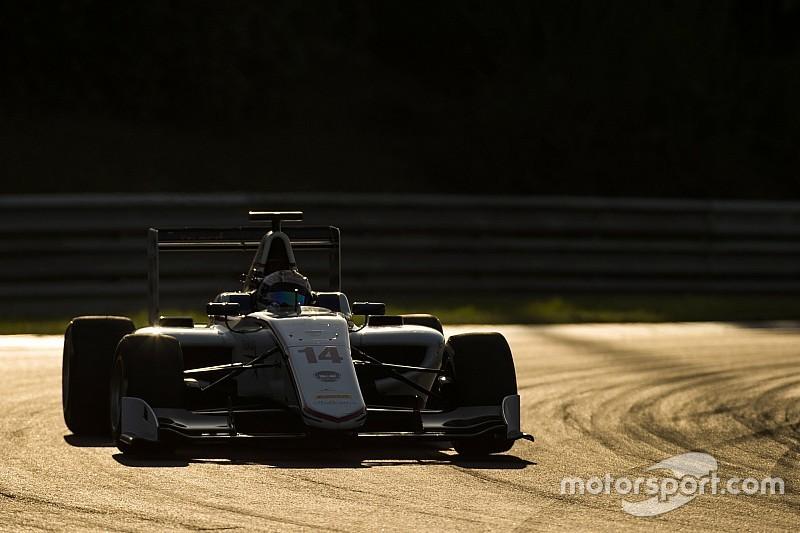 GP3 на Хунгароринзі: Перрі здобуває першу перемогу
