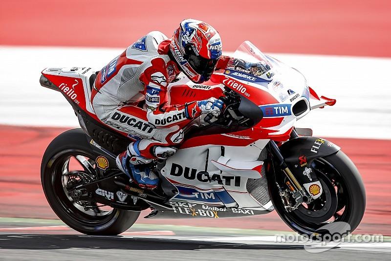 """Ducati: """"Lorenzo weiß um die Konkurrenzfähigkeit unseres Bikes"""""""