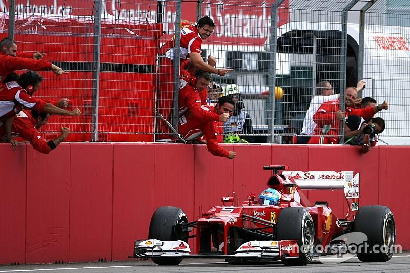Ferrari pone a prueba su hegemonía estadística