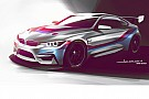 Neuwagen aus München: BMW bringt 2018 den M4 GT4 an den Start