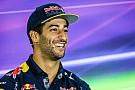"""""""El Halo no cambiará nuestro modo de ser """", Ricciardo"""