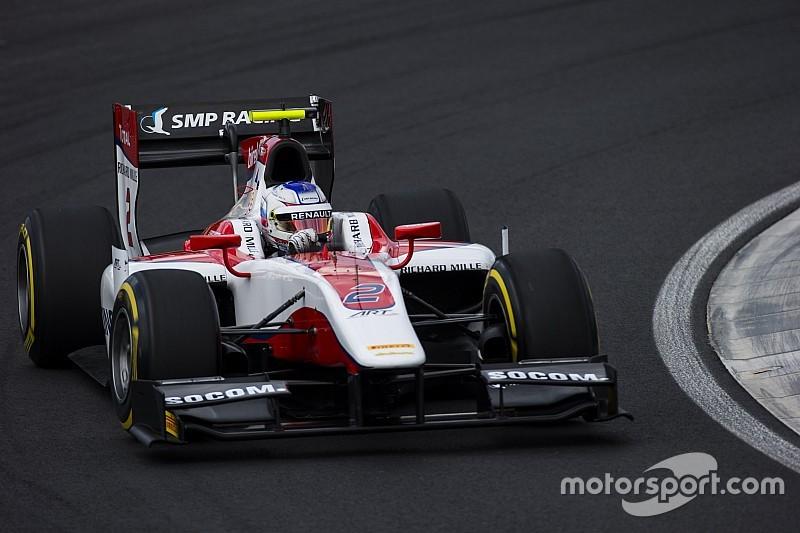 GP2 Hockenheim: Sirotkin met minimale marge naar pole