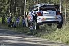 Finlandia, PS9: Tanak vince la speciale, Latvala accorcia le distanze