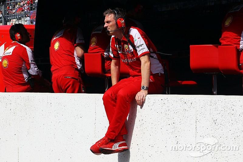 """Jock Clear: """"Vertrek Allison grote aderlating voor Ferrari"""""""