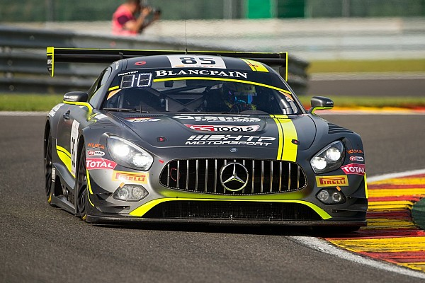 24h Spa: Qualifying schon die halbe Miete für Mercedes?
