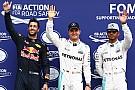Rosberg se llevó la pole ante su público