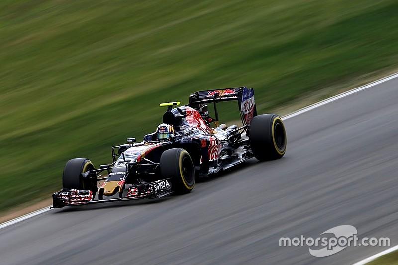 Gridstraf voor Carlos Sainz Jr. wegens hinderen Massa