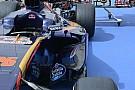 Breve análisis técnico: cambios en los pontones del Toro Rosso STR11