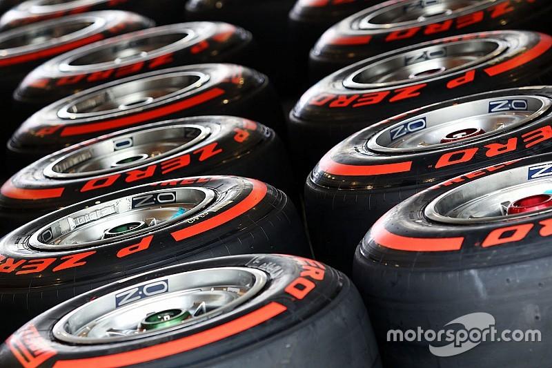 """Команды согласились на предложение Pirelli по шинам на """"выездные"""" этапы"""