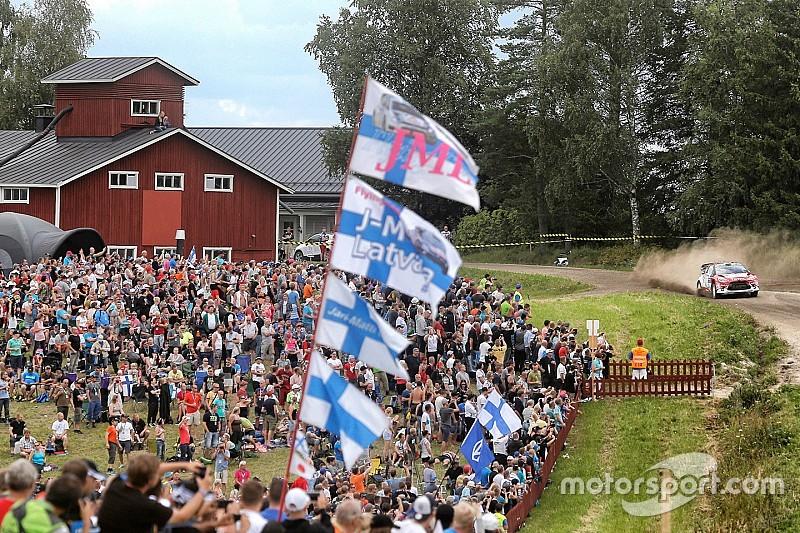 Ралі Фінляндія. Мік святкує другу перемогу в сезоні