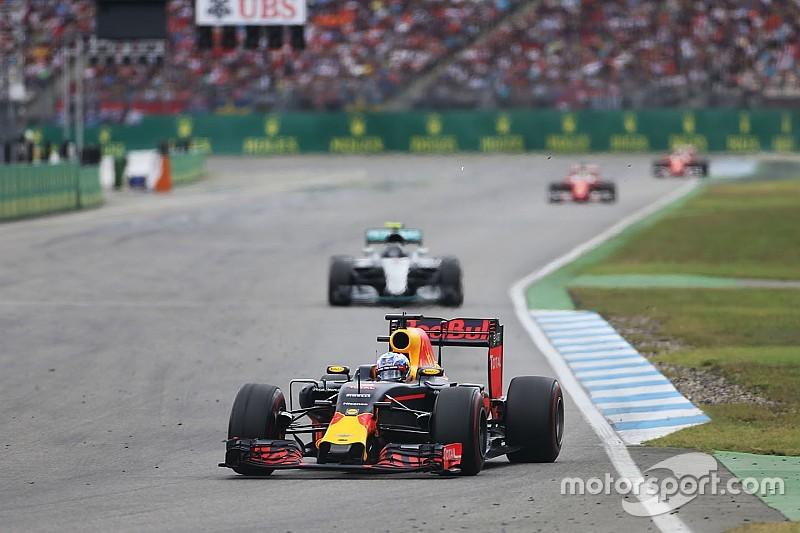 Ricciardo votado como Piloto del Día en el GP de Alemania