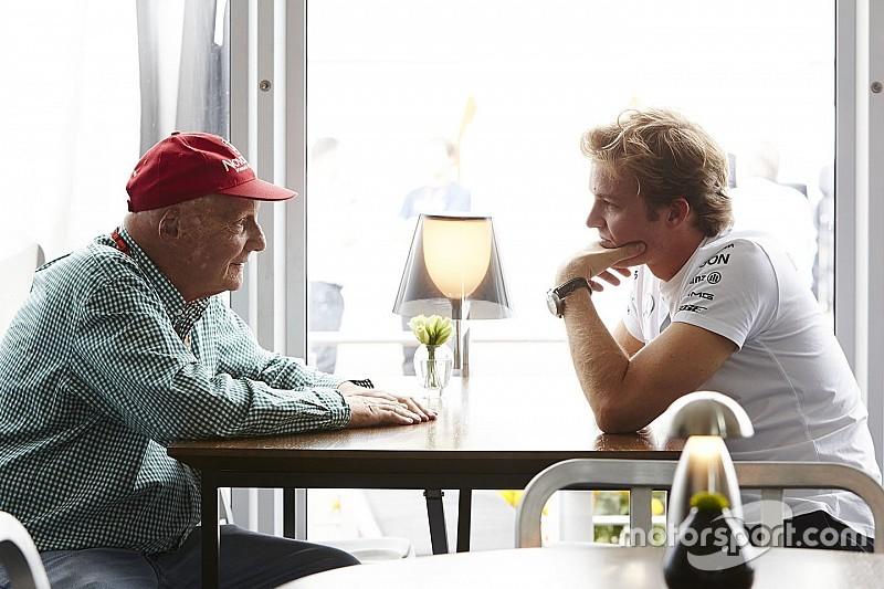 Para Lauda, Rosberg debe volver a creer en él