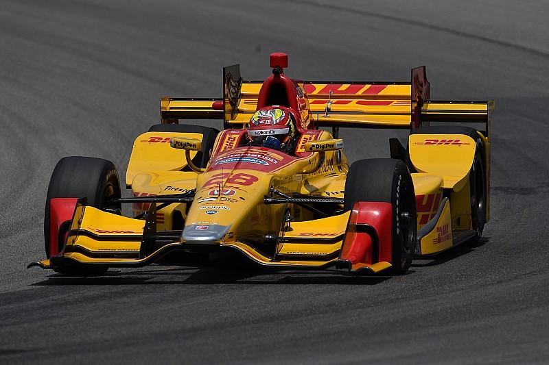 """Frijns over racen in IndyCar: """"Dat wil ik weleens proberen"""""""