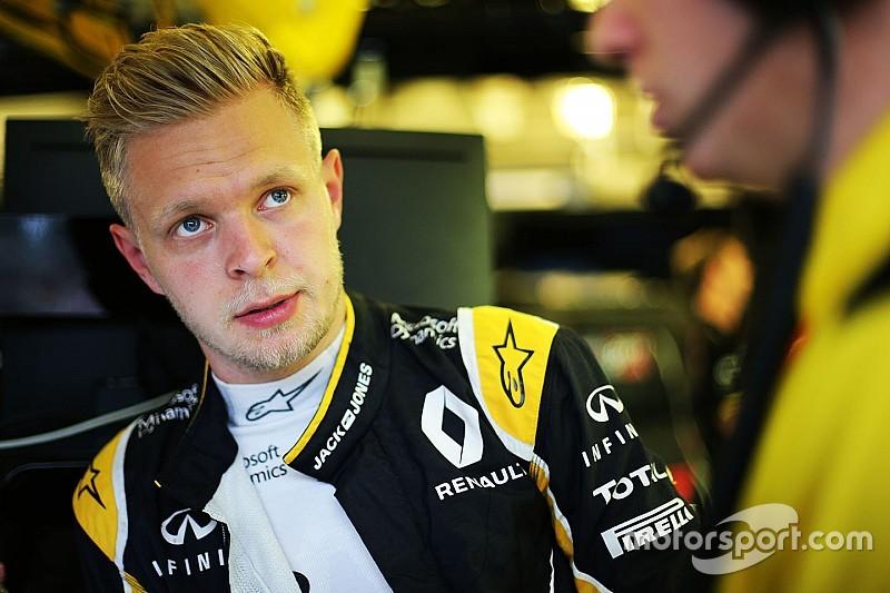 Magnussen hoopt op snelle beslissing Renault over line-up 2017