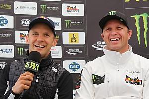 World Rallycross Preview Ekström et Solberg veulent endiguer la tornade Bakkerud