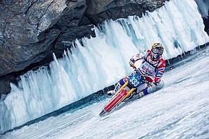 Bike Noticias de última hora Combate el calor del verano, motos sobre hielo
