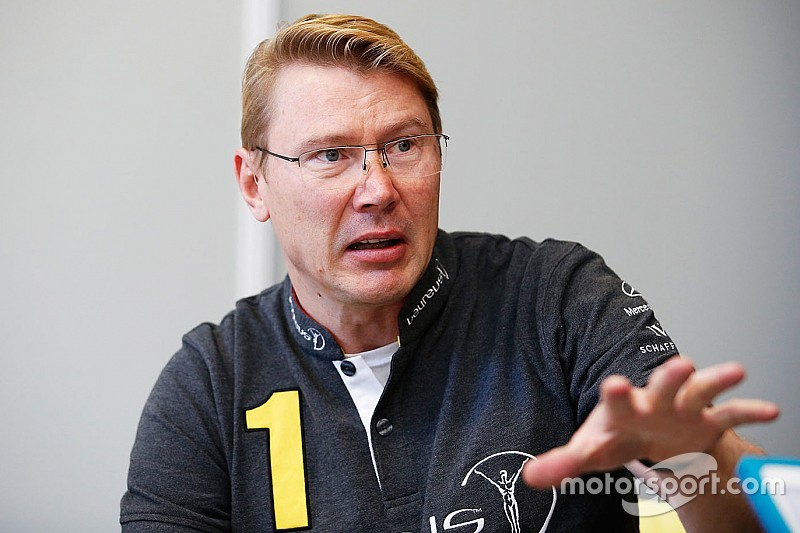 "Hakkinen: ""Me equivoqué al criticar a Verstappen"""