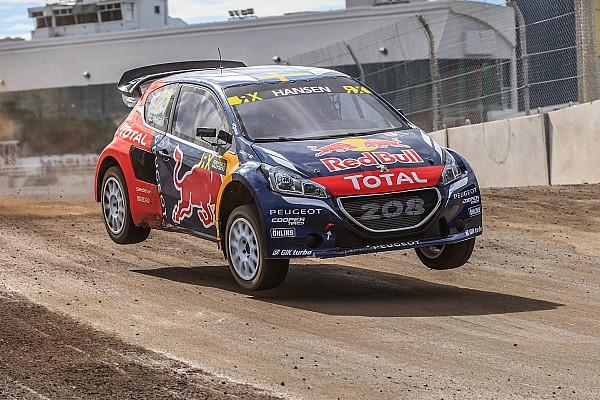 Rallycross-WM Rallycross-WM in Kanada: Timmy Hansen siegt in Nordamerika