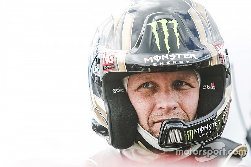 "Solberg: ""el mayor accidente de mi carrera"""