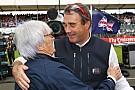 El mundo de automovilismo felicita a Mansell