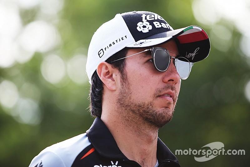 Force India will Sergio Perez unbedingt behalten