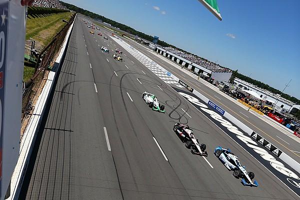 Penske, Andretti welcome Pocono's IndyCar contract renewal