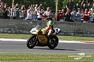 Superbike-Legende Pierfrancesco Chili bei Classic TT auf der Isle of Man