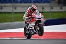 Red Bull Ring, Libere 2: le Ducati fanno il vuoto alle loro spalle