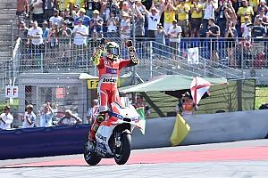 MotoGP Relato da corrida Iannone encerra jejum da Ducati e vence primeira na MotoGP