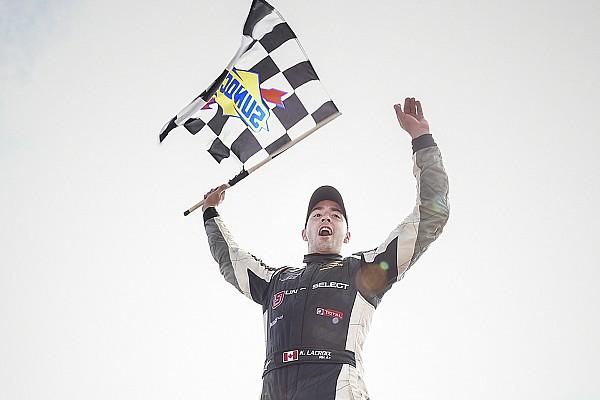 NASCAR Canada Untouchable Lacroix repeats GP3R win