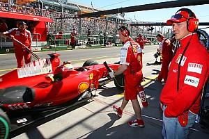Formule 1 Nostalgie 2009 - Le baquet Ferrari vacant de Massa pour le Diable Rouge?