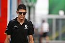 Esteban Ocon revela el número con el que debutará en F1