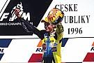 125 GP Bildergalerie: Der 1. Sieg von Valentino Rossi in der Motorrad-WM