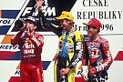A 20 años de la primera victoria de Valentino Rossi