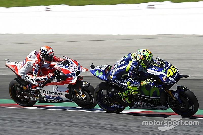 """Valentino Rossi: Brno ein """"sehr wichtiges Rennen für Ducati"""""""
