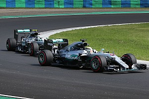 F1 Noticias de última hora Los incidentes Hamilton/Rosberg son 'agotadores', dice Wolff