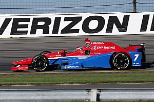 IndyCar Résumé de qualifications Qualifs - Première pole pour Mikhail Aleshin!