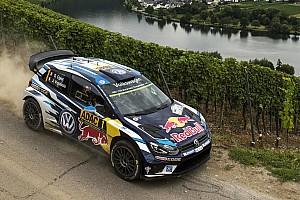 WRC Résumé de course Ogier et Ingrassia renouent avec la victoire