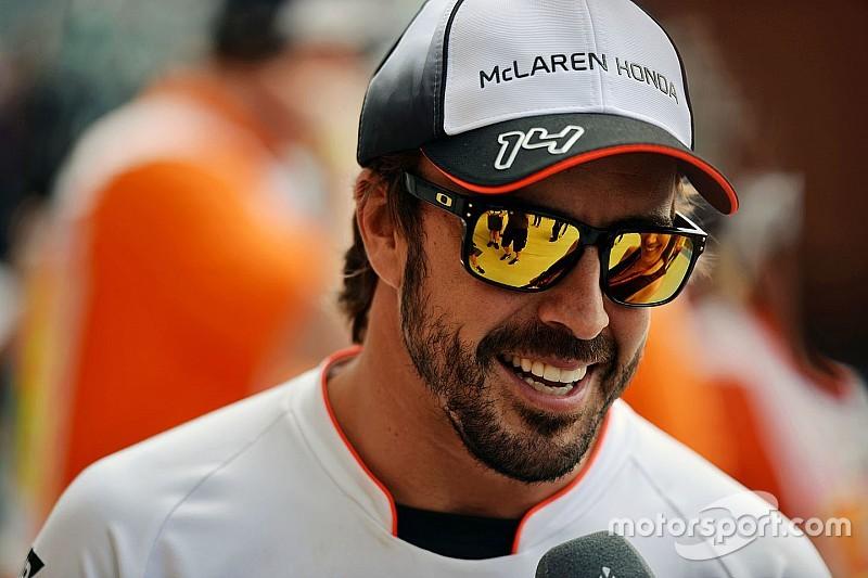 """Alonso: """"McLaren-Honda: la direzione presa è quella giusta"""""""