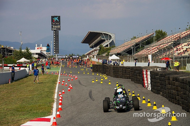 Los ingenieros del futuro se reúnen en el Circuit de Barcelona