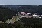 Los horarios del GP de Bélgica
