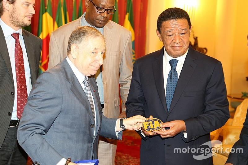 Analyse: Sport en veiligheid voeren de FIA naar Afrika